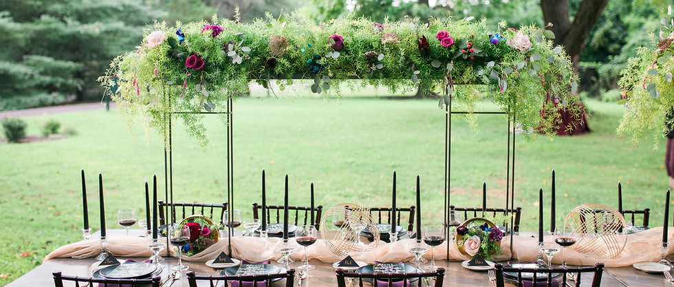 Wedding florist Lehigh Valley & Kintnersville