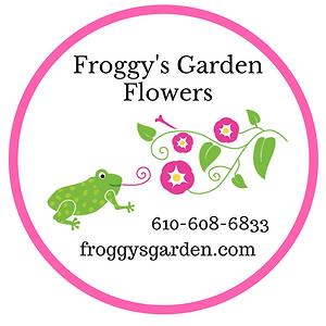 Froggy's Garden Flowers Kintnersville PA