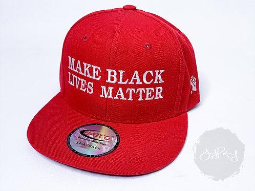 Make Black Lives Matter Snap Back