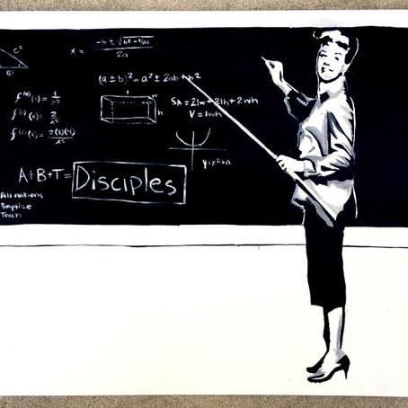 Discipling Making