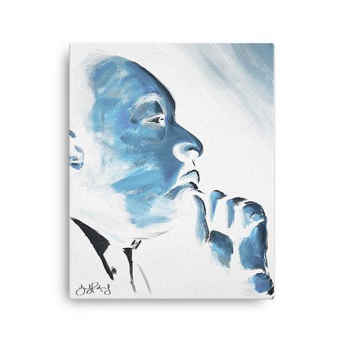 """""""MLK"""" Canvas"""