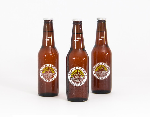 Ginger Beer Logo Design