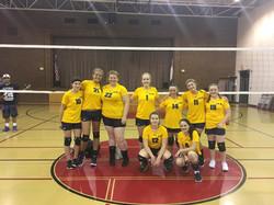17-18 VolleyBall Team