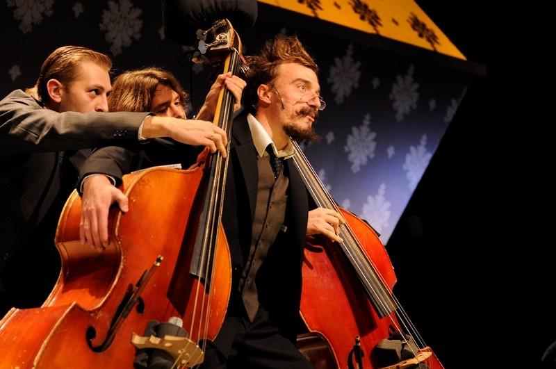Александр Муравьев /контрабас/ | Alexander Muravyev /Double Bass/
