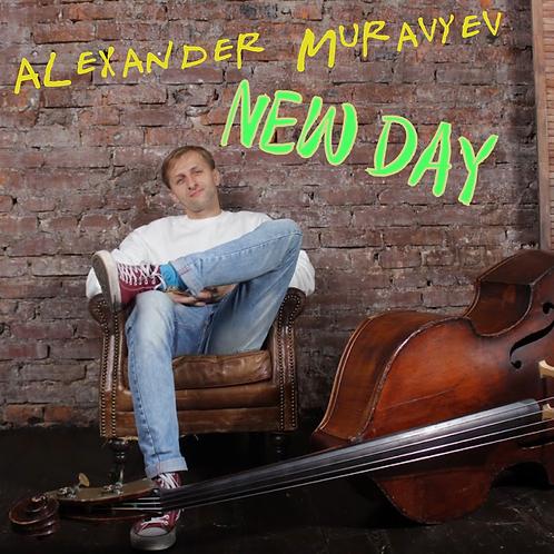"Alexander Muravyev ""New Day"" (piece for Double Bass Solo) ~7$"