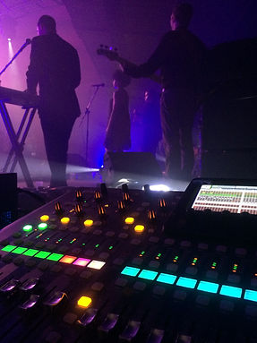 Stage lighting richmond, stage production, audio visual production, audio visual service, live sound engineering, pa system for band, pa system for speaker, audio engineer, live sound richmond virginia,