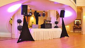 Wedding Reception DJ, Disc Jockey for Wedding Reception Richmond, Henrico DJ, Chesterfield Disc jockey service, dj service, uplighting package, mobile dj uplighting, up lighting rental, lighting design, best dj richmond, top 10 dj richmond,