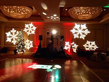Company Party DJ, Holiday event dj, themed event dj, dj service richmond va, disc jockey richmond virginia, event lighting design richmond, up lighting for party, uplighting for party, event lighting design service, dj service, video projection,