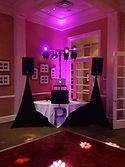 Wedding DJ, Wedding Reception DJ, Disc Jockey Wedding Reception, DJ service Richmond Virginia, Richmond Virginia Weddings, Wedding uplighting, up lighting for wedding richmond, lighting design richmond, uplighting rental, up lighting rental, light design,