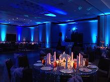 LED Lighting, LED up lighting, LED uplighting, lighting design Richmond, LED Light decoration richmond virginia, stage lighting richmond, audio visual production company richmond,