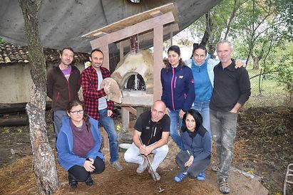 Практически семинар за изграждане на пещ с естествени материали