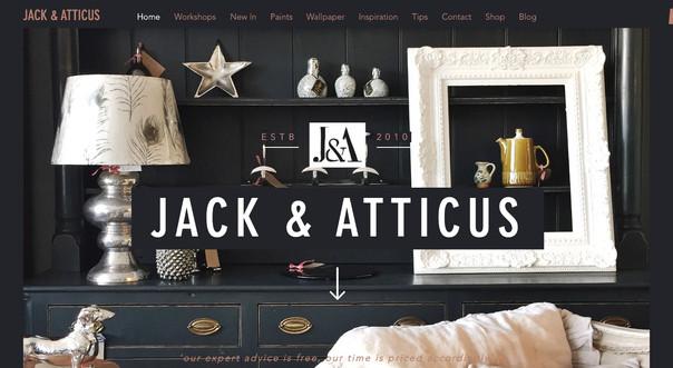 Jack and Atticus