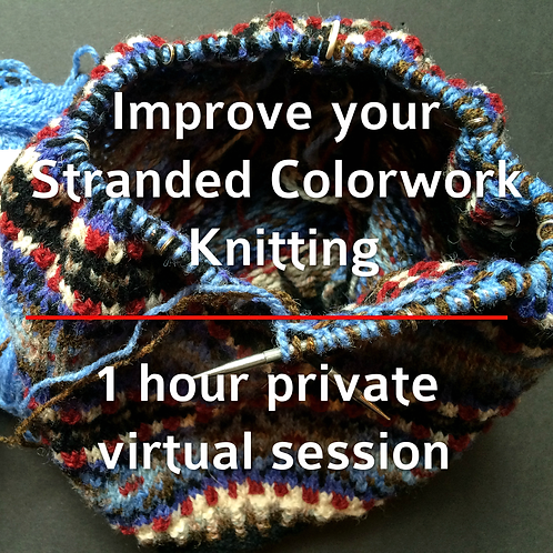 Improve Your Stranded Colorwork Knitting