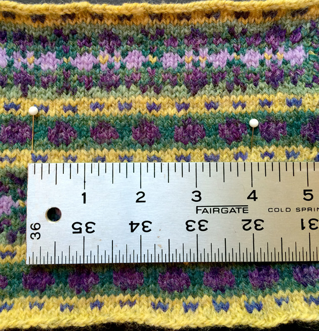 Stranded Knitting Discussion: Part 3 - Gauge and Tension