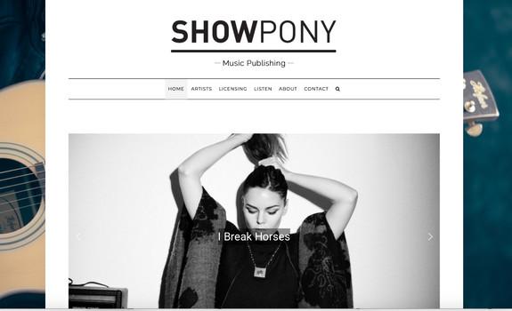 ShowPony Music
