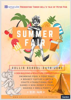 Summer fair poster '17