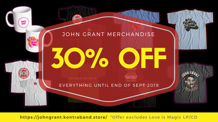 30% off JG Store