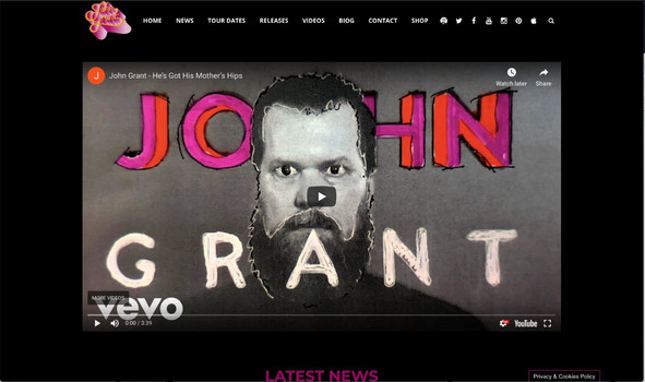 John Grant Music