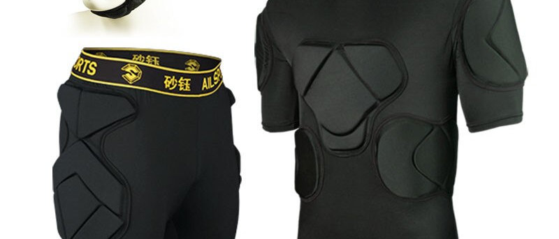 Sport Protection Gear (Rugby,Soccer,Football,Flag)