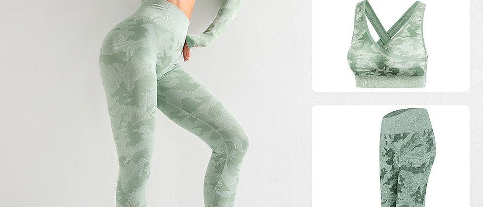 Camo Fitness Suit