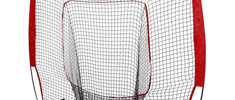7x7 Foot Softball and Baseball Practice Net