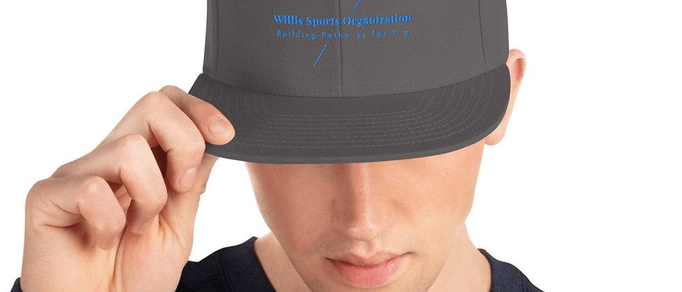 Building Pathways Snapback Hat