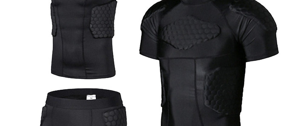 Men's Padded Protective Gear Set