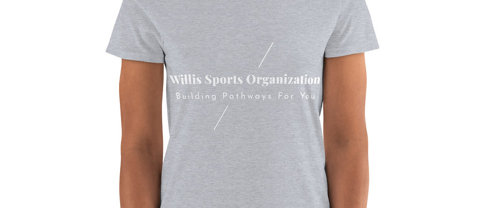 Building Pathways Crew Women's short sleeve