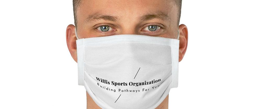 Building Pathways Cotton Face Mask (EU)