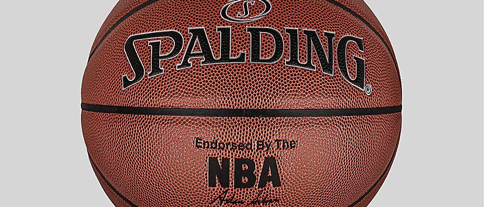 Spalding NBA Silver Classic Basketball