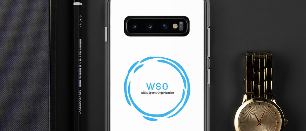 WSO White Samsung Case