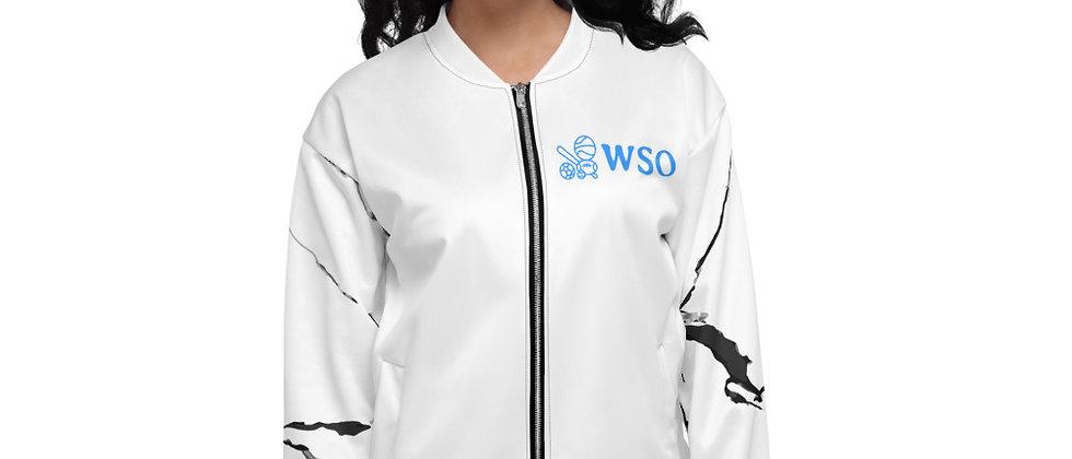 WSO Marble Bomber Jacket
