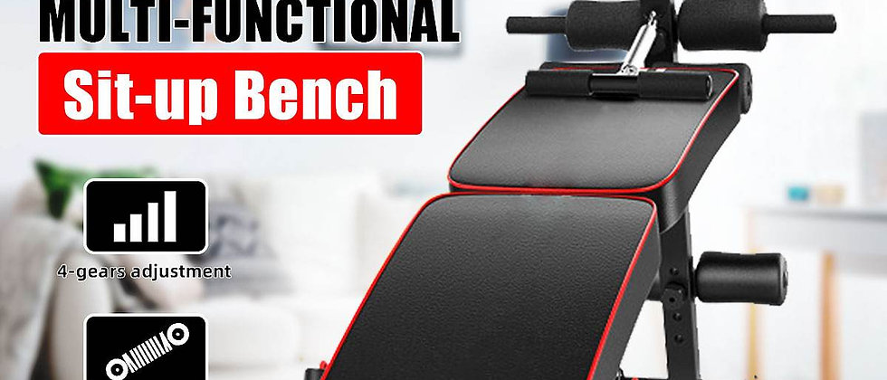 Folding Sit-up Bench