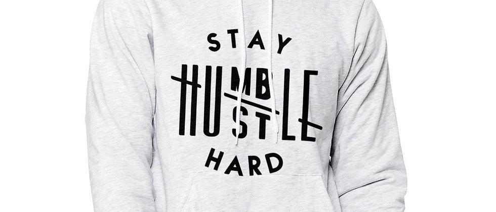 """Stay Humble Hustle Hard""  Men's Hoodie"