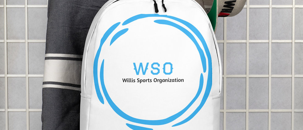 WSO Swiss Edition Backpack