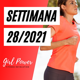 SETTIMANA 28/2021