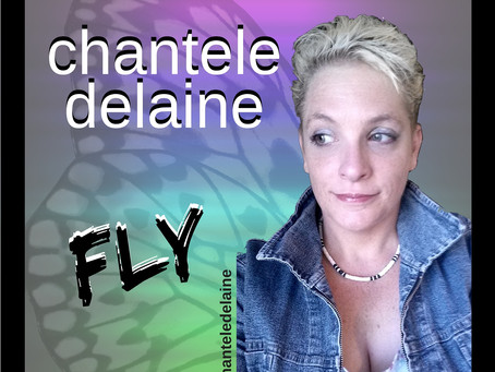 CD RELEASE: the music album 'fly' by chantele delaine