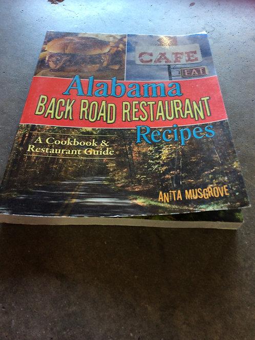 Alabama Back Road Restaurant Cookbook