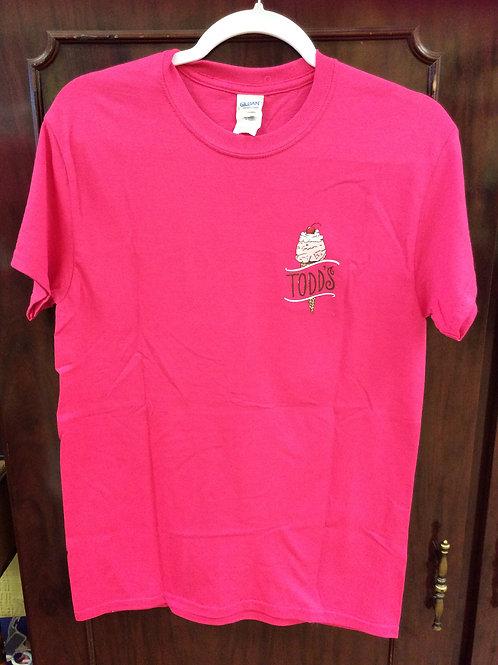 Pink Todd's T-shirt