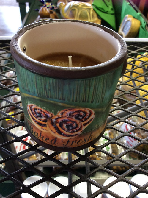 Farm Fresh Caramel StickyBun Candle