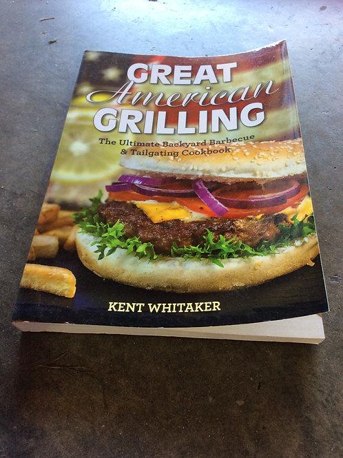 Great American Grilling Cookbook