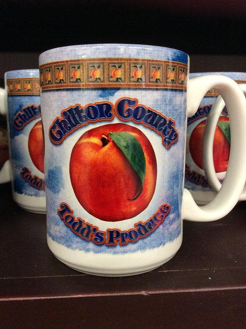 Todd's Produce Mugs