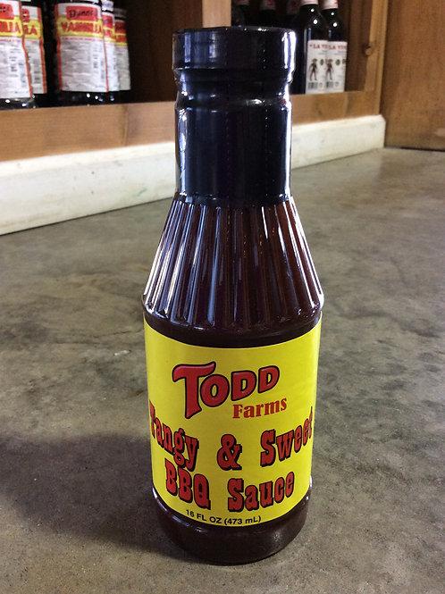 Todd's BBQ Sauce