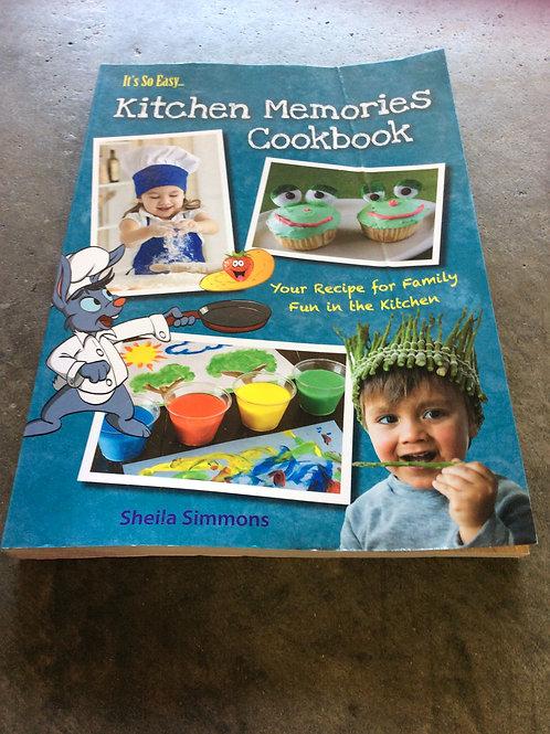 Kitchen Memories Cookbook