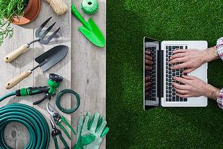 technologie jardin shutterstock_50450310