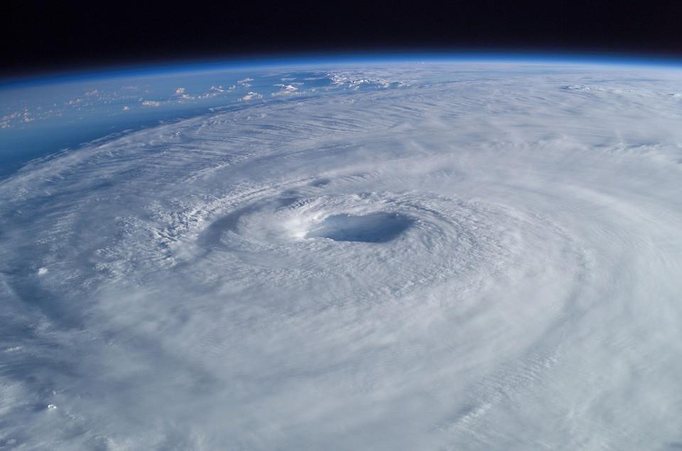 image of hurricane