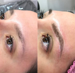 Strokes Only Microblading