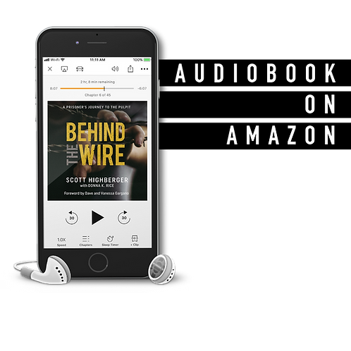 Behind The Wire (Audiobook)