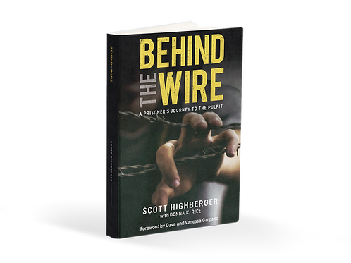 Behind The Wire (Paperback Copy)