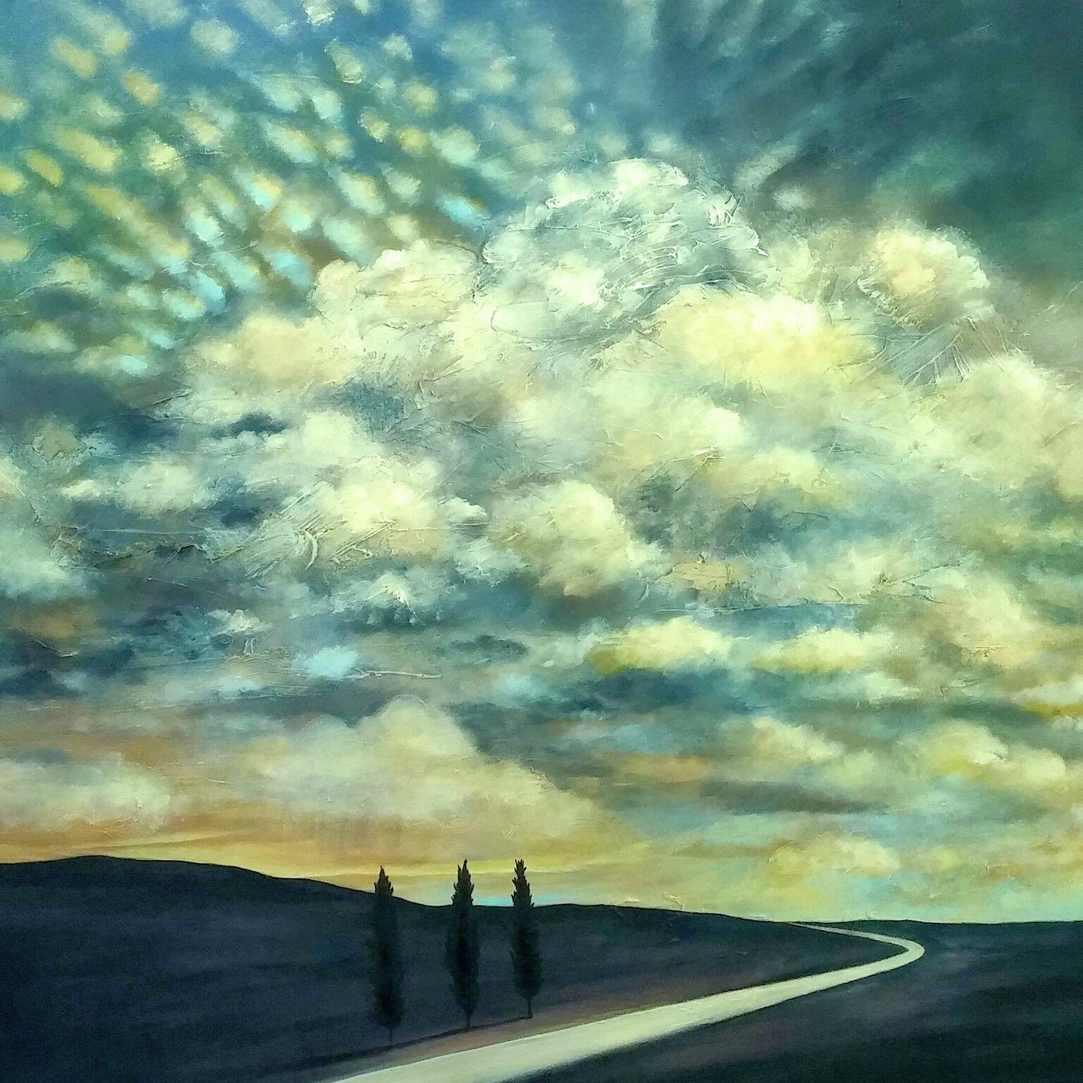 dusk path trees